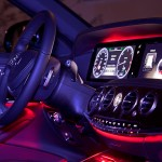 Mercedes S350 Ambient Light