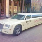 Chrysler Stretchlimousine Fashion Week