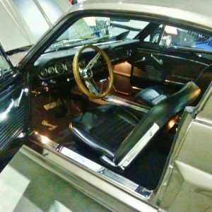 Eleanor Mustang Fastback bei Limousine 030