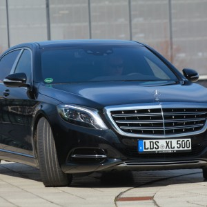 VIP Shuttle Mercedes Maybach 2016 Berlinale
