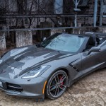 Corvette Stingray C7 Cabrio Spring Edition